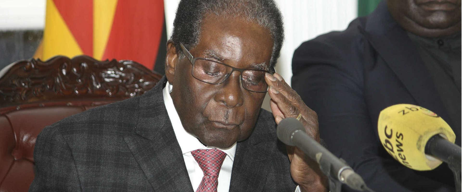 רוברט מוגאבה