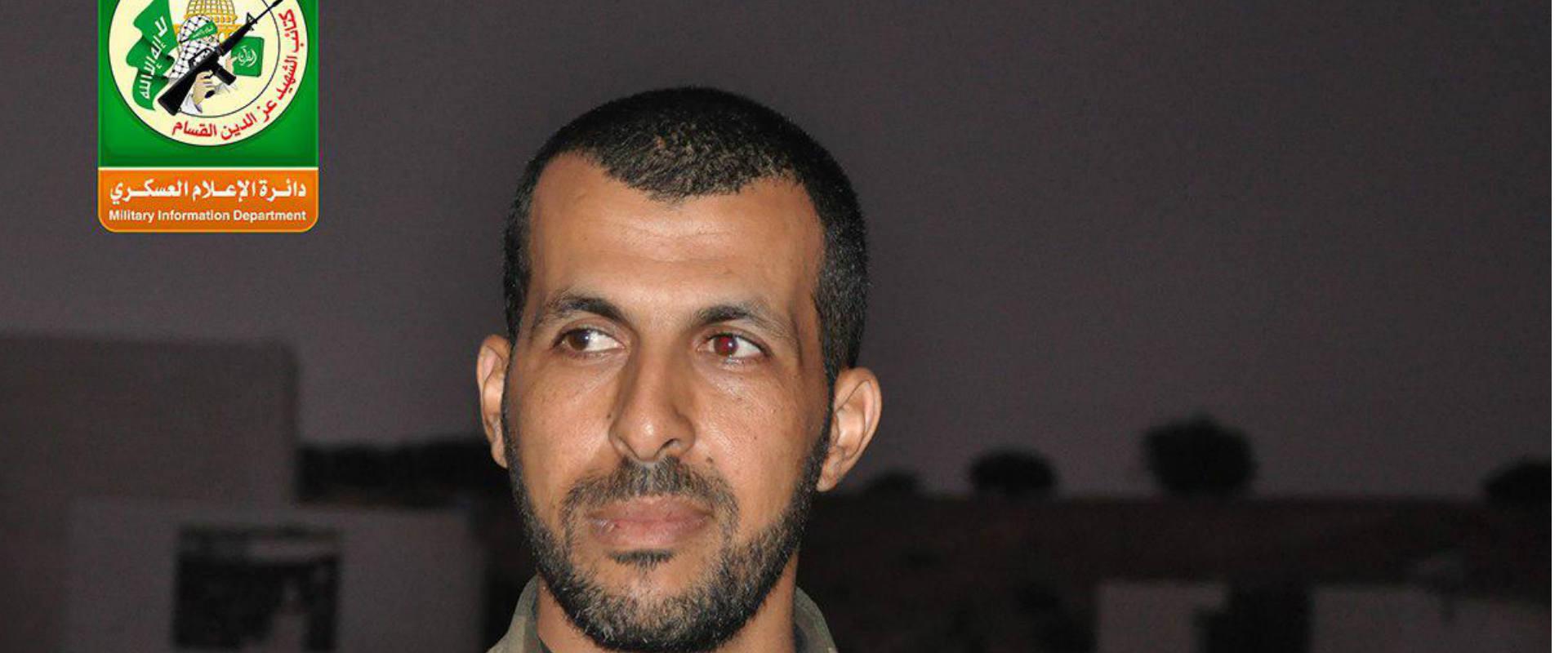 אחד מפעילי הזרוע הצבאית שנהרג אמש בגבול הרצועה