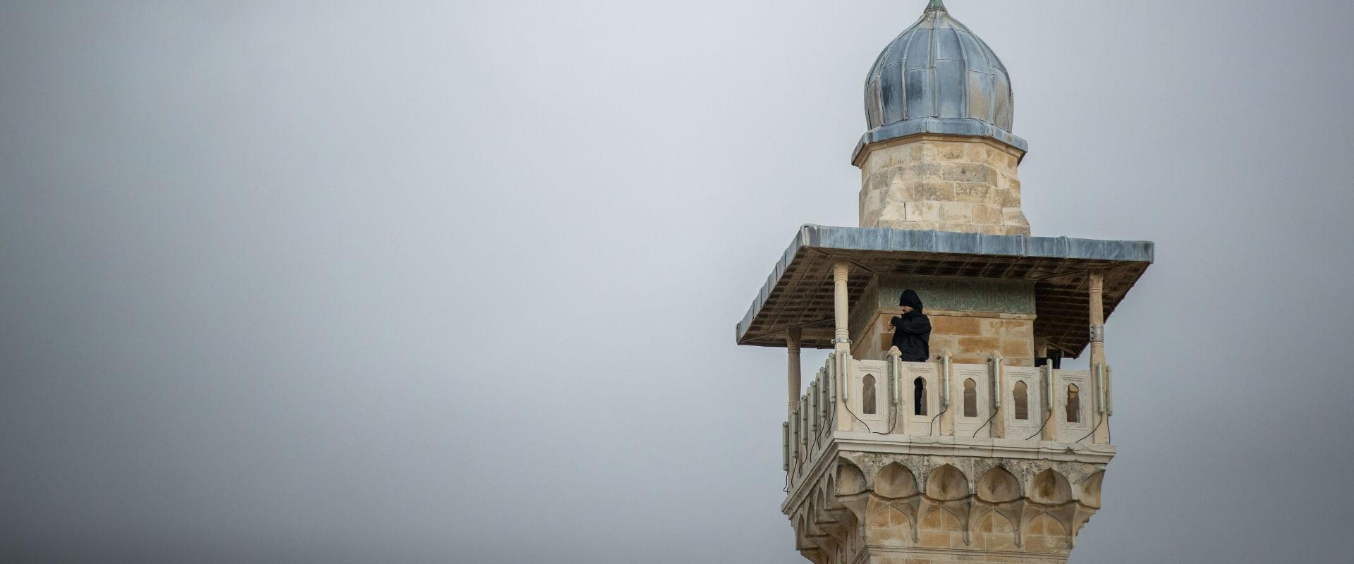 מסגד, אילוסטרציה