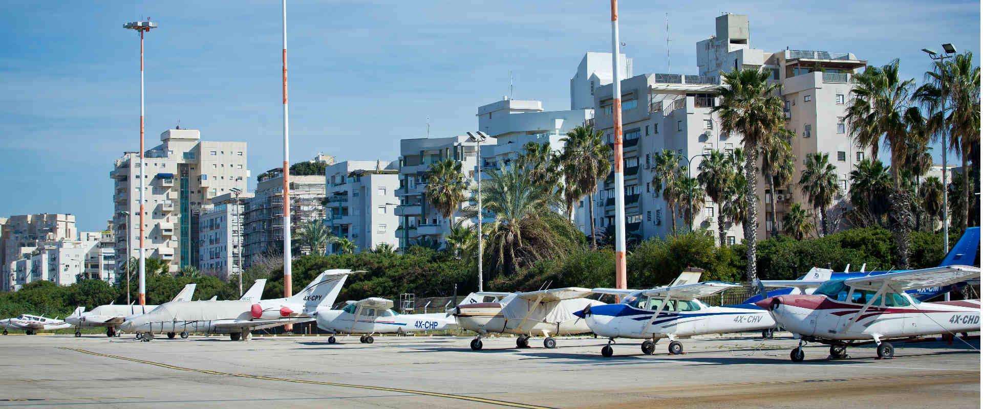 שדה התעופה האזרחי שדה דב