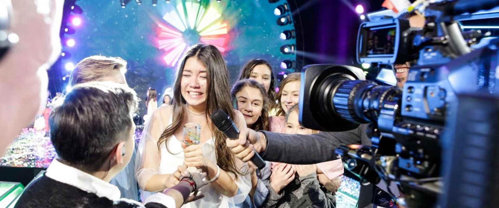 זוכת אירוויזיון ג'וניור 2017: רוסיה