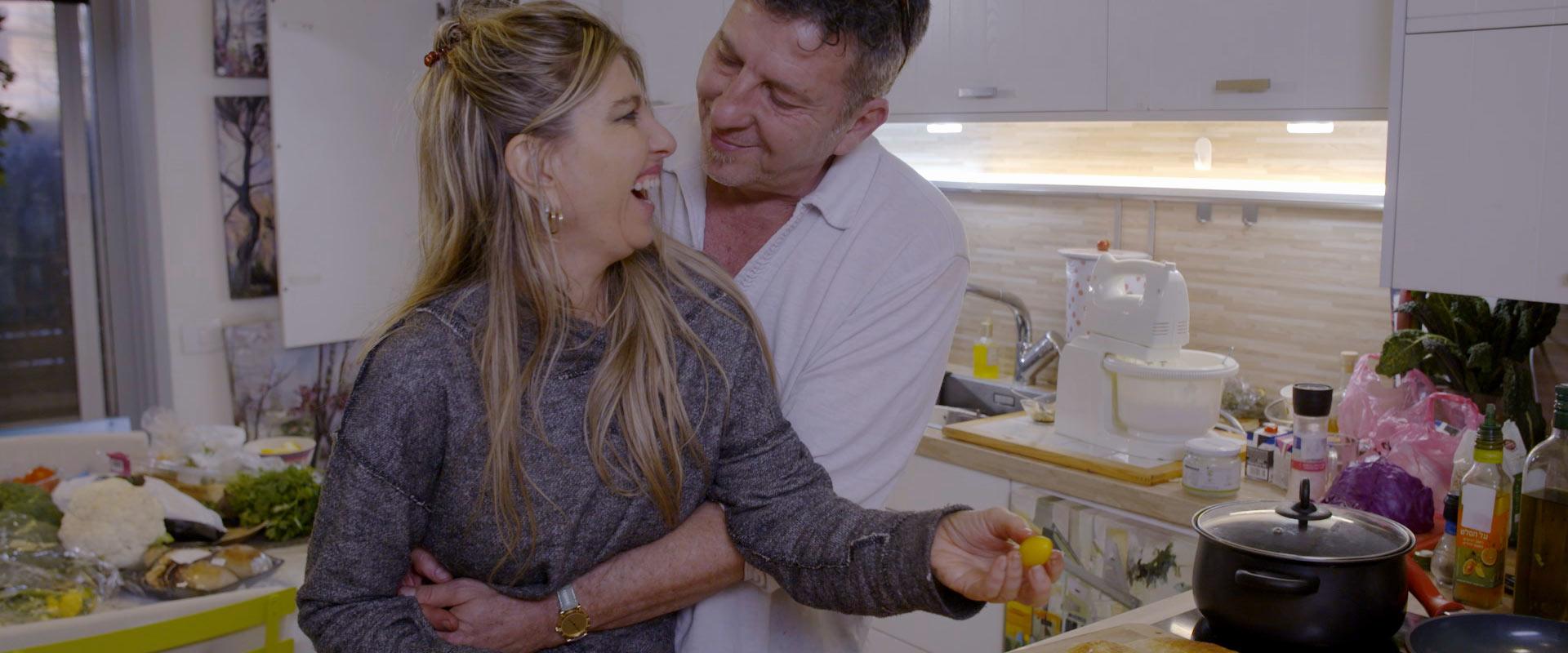רונית ואייל - בואו לאכול