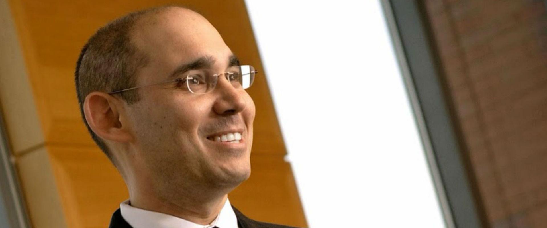 נגיד בנק ישראל הנבחר, פרופ' אמיר ירון
