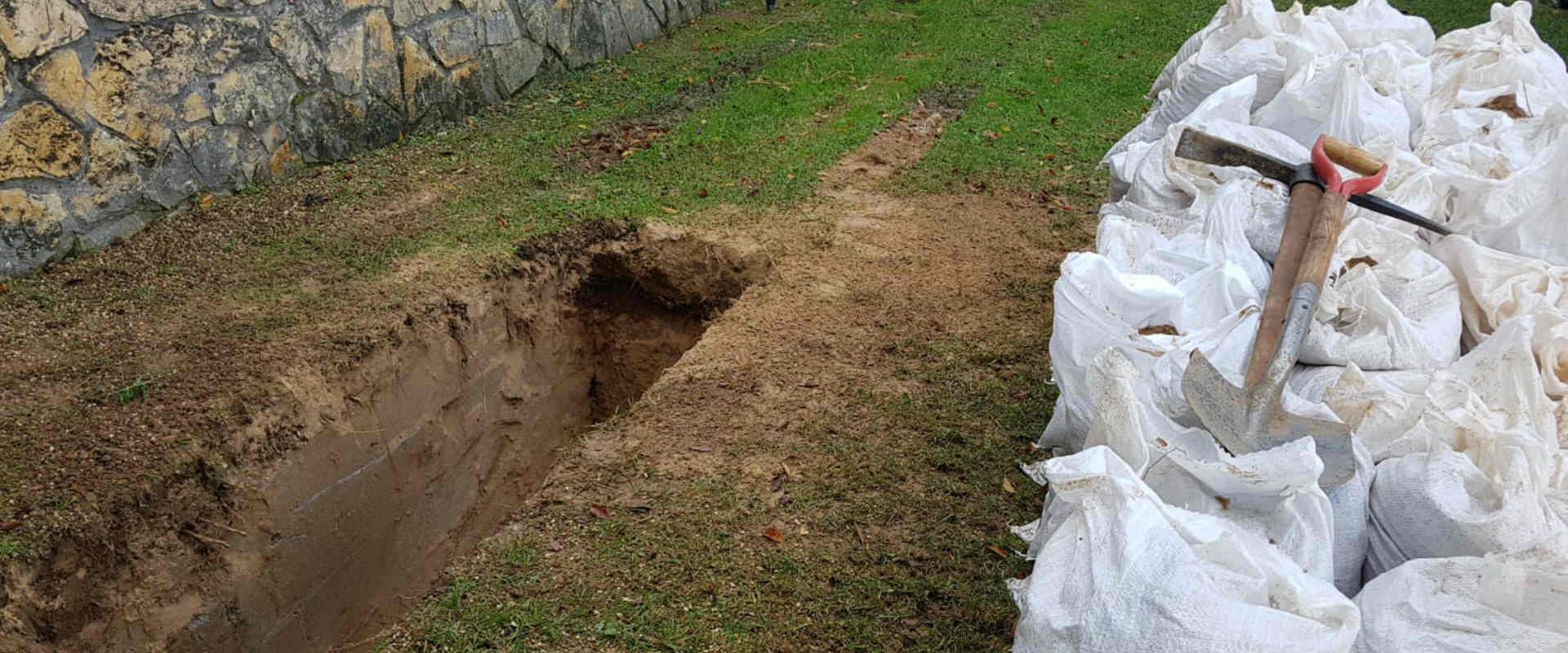 """חלקת הקבר של סא""""ל מ'"""