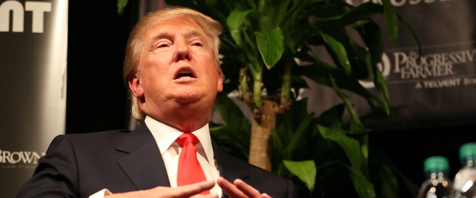 הקבינט האמריקני העשיר בהיסטוריה. דונלד טראמפ.